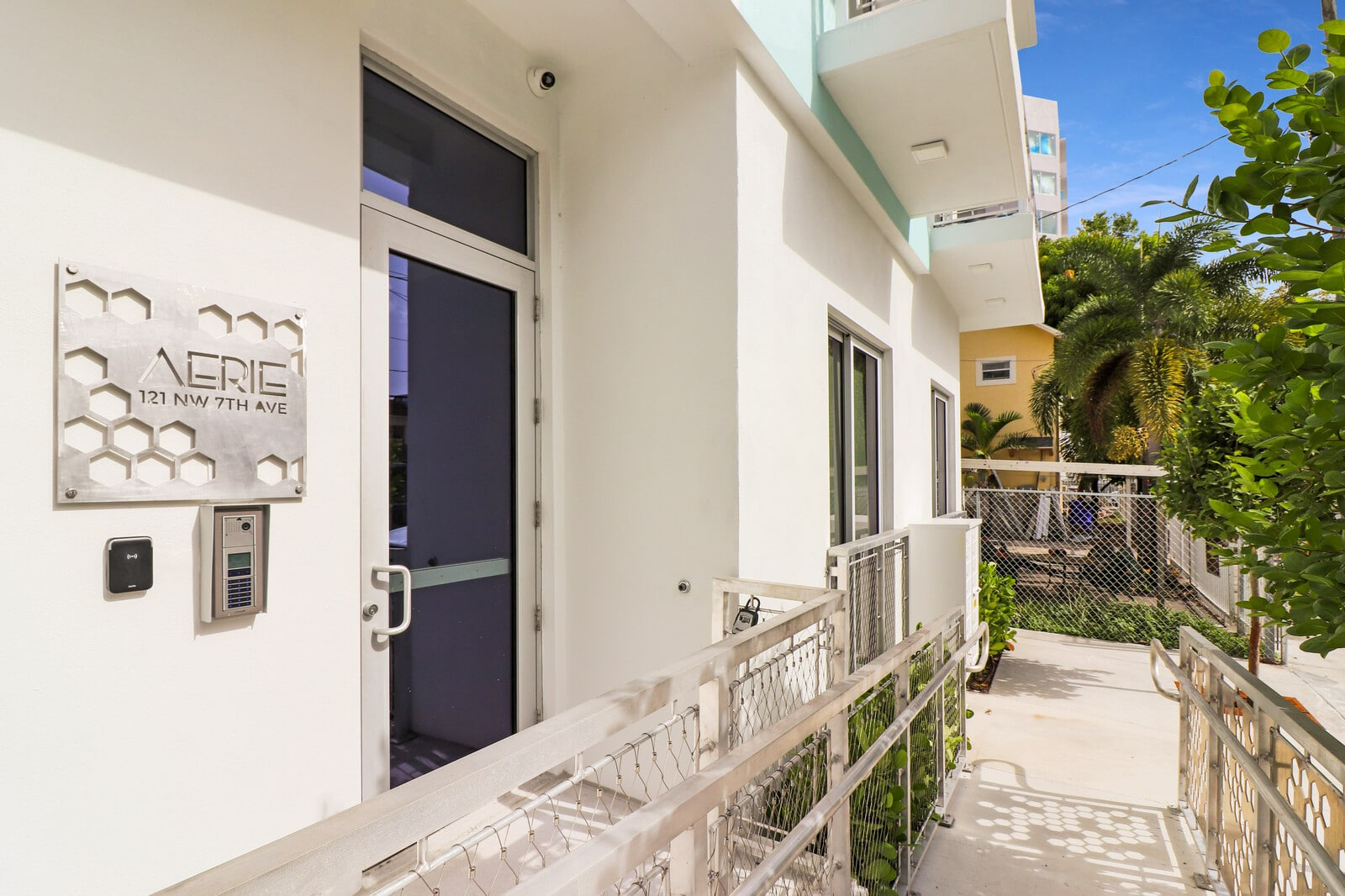AERIE Apartments monthly rental Miami